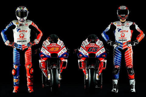 Alma Pramac Ducati MotoGP Team Launch