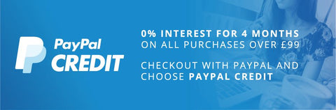 PayPal credit 0% offer