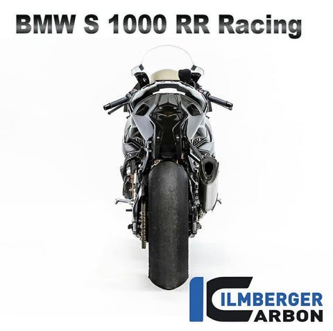BMW s1000rr Racing Carbon fibre Track parts from ilmberger carbonparts