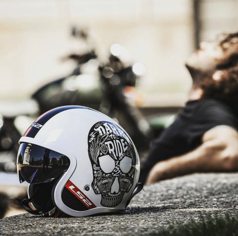 LS2 Helmets from Averys motorcycles