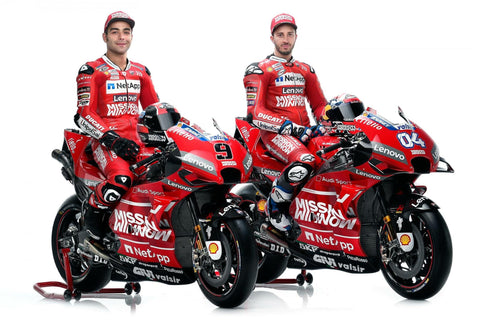 Ducati 2019 MotoGP team launch