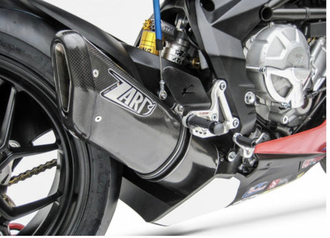Zard exhausts race exhaust system for mv agusta f3 675 & 800