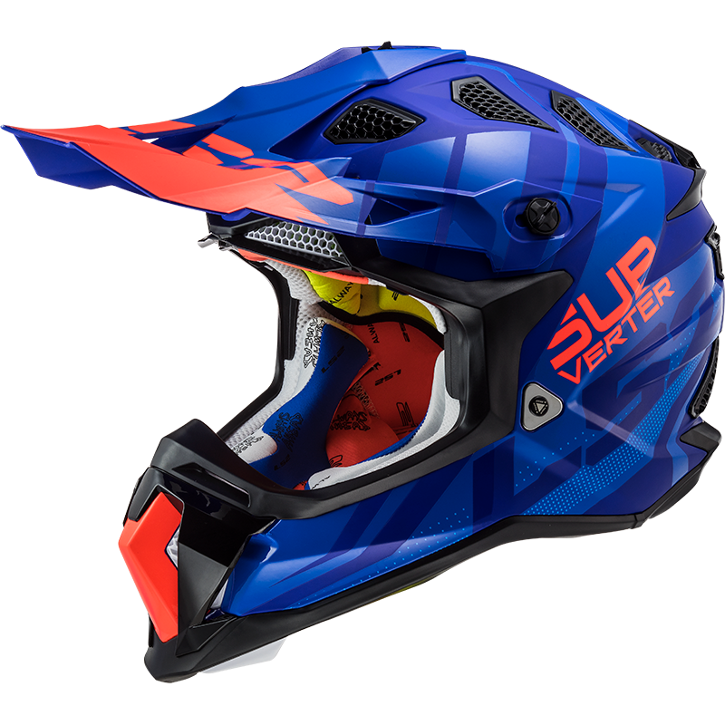 Subverter Troop, Helmet, LS2 - Averys Motorcycles