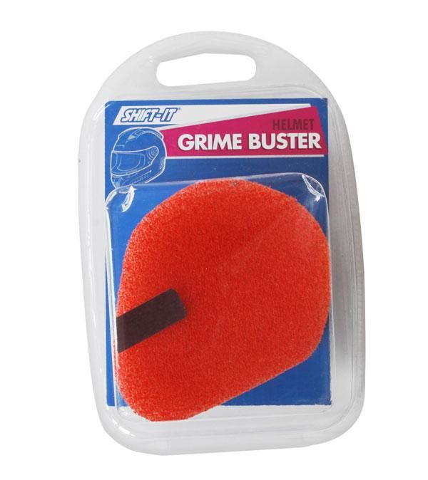Grime Buster, Helmet Sponge, Shift-It - Averys Motorcycles