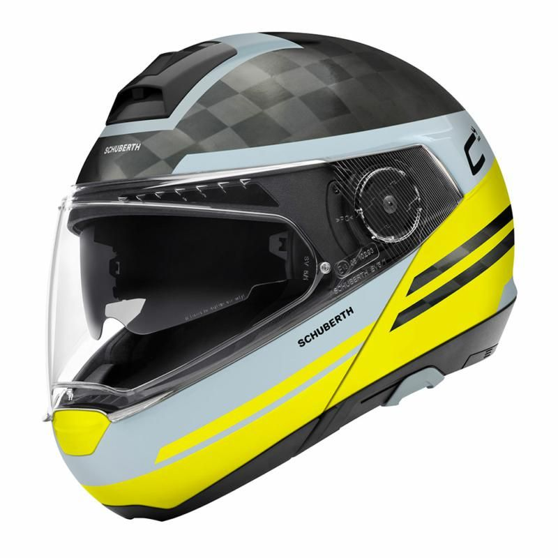 Schuberth C4 Pro Carbon Tempest, Helmet, Schuberth - Averys Motorcycles