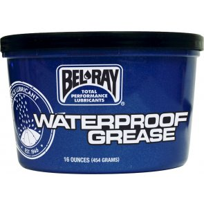WATERPROOF GREASE 16 OZ TUB, Waterproof grease, Bel-Ray - Averys Motorcycles