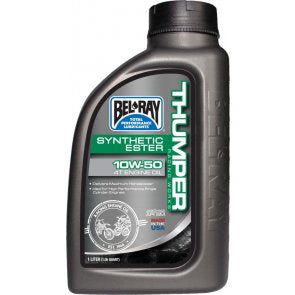 Works Thumper Syn Est 4T Oil, Engine Oil, Bel-Ray - Averys Motorcycles