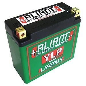 YLP LiFeP04 Battery, Lithium Battery, Aliant - Averys Motorcycles