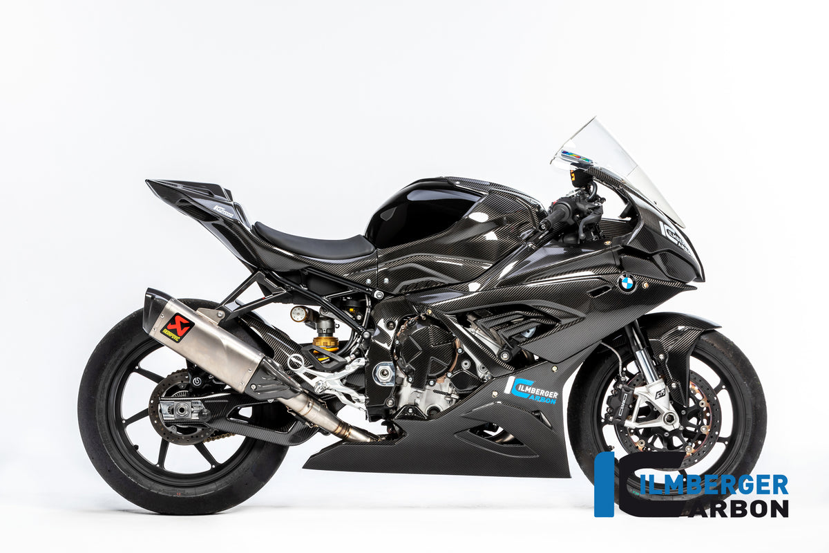 BMW S1000RR Racing, Carbon Parts, Ilmberger Carbonparts - Averys Motorcycles