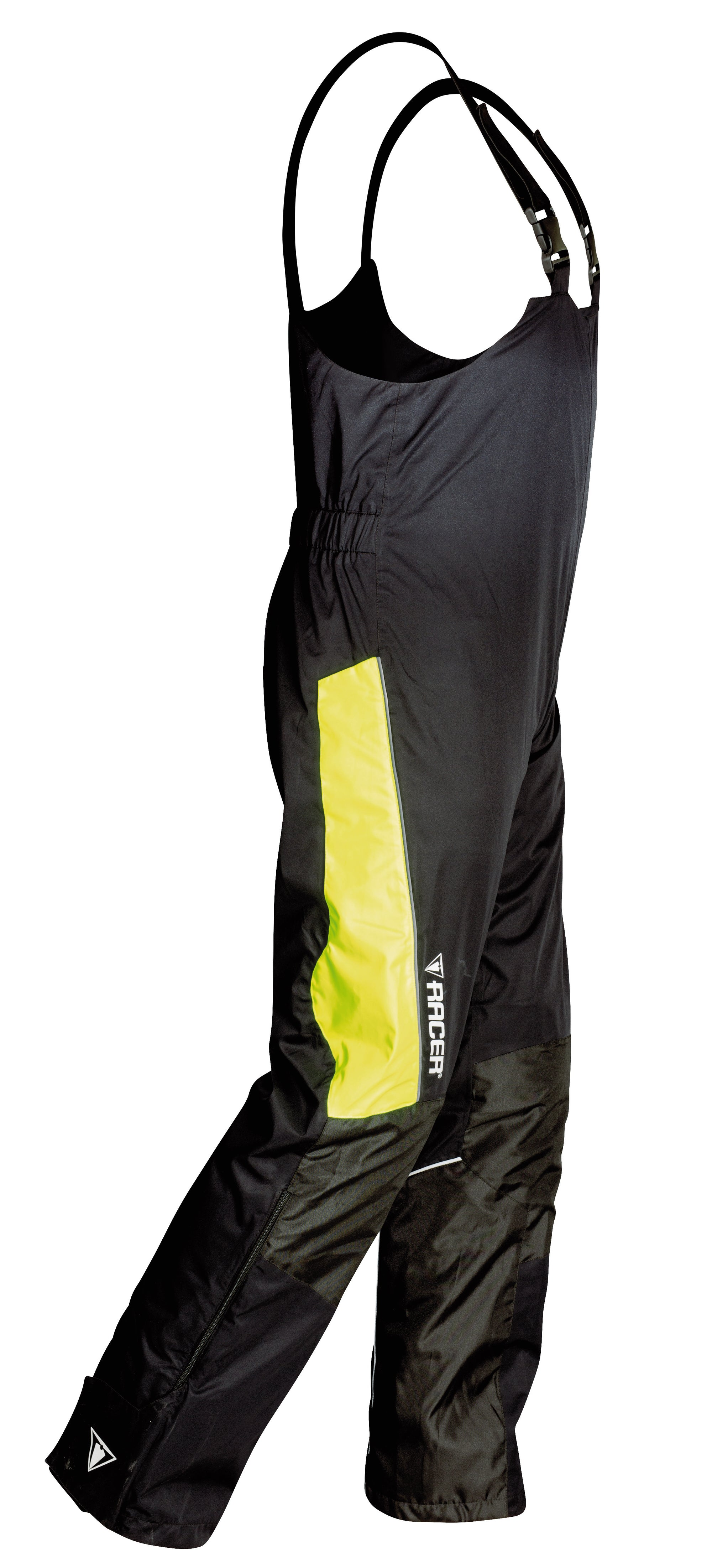 Racer Flex Rain Bib Pants, Waterproofs, Racer - Averys Motorcycles