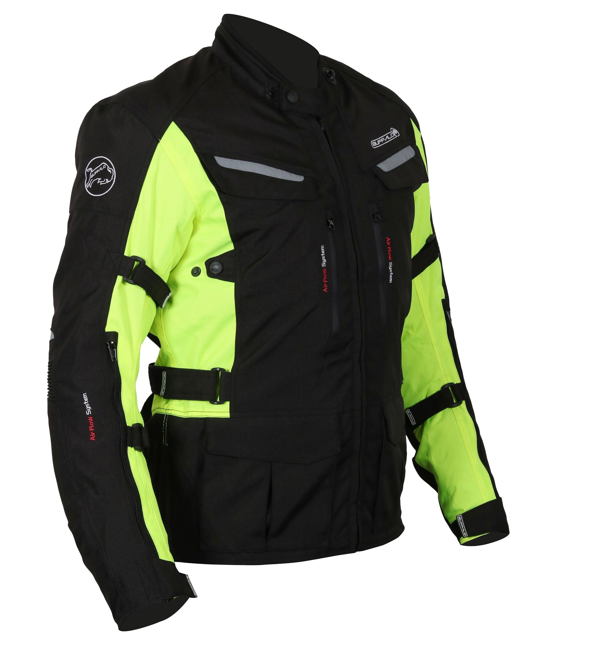 Buffalo Jacket - Vortex, Jacket, Buffalo - Averys Motorcycles