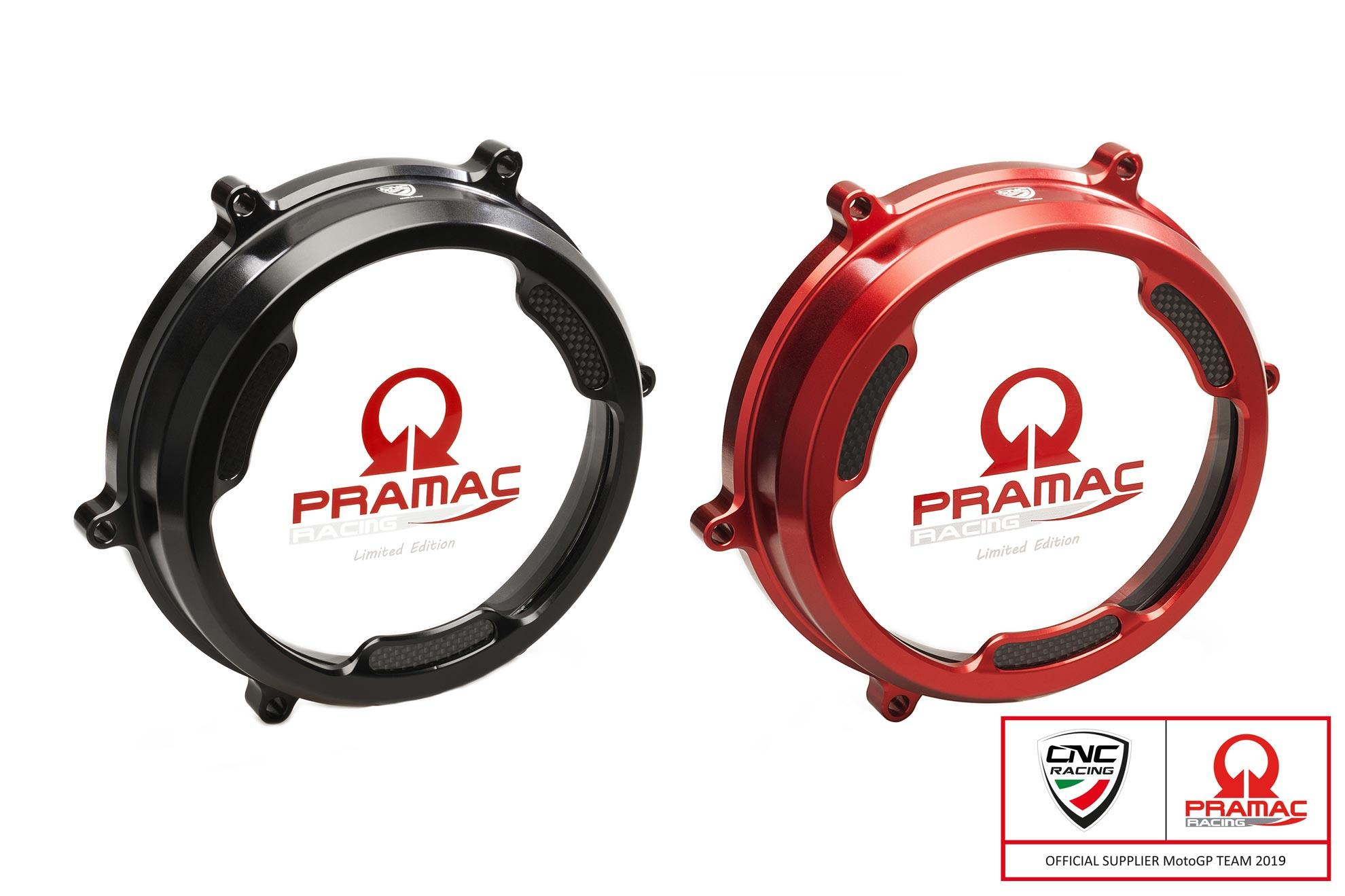 CNC Racing Pramac Clutch Cover - Panigale V2, Clutch Cover, CNC Racing - Averys Motorcycles