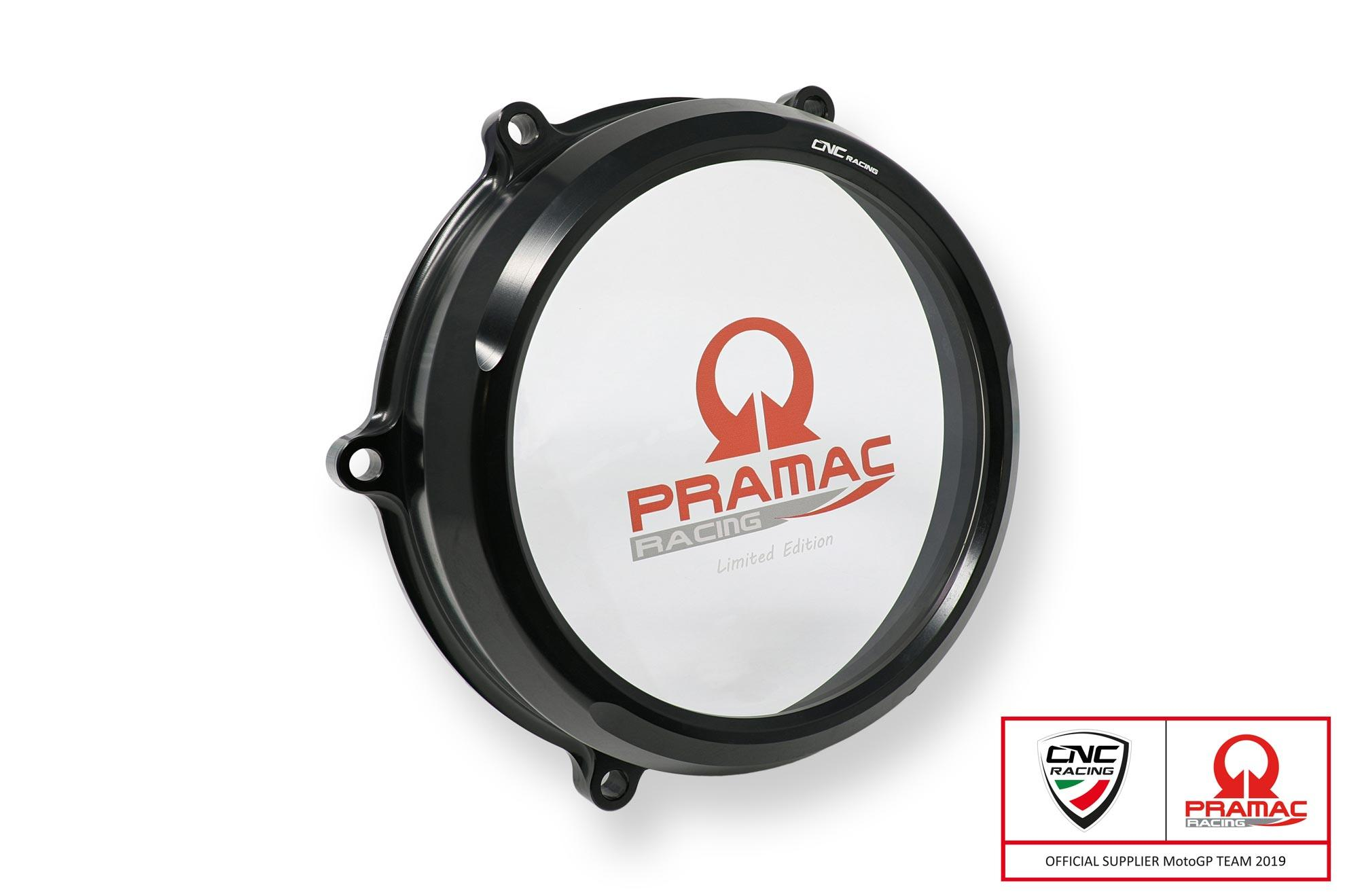 CNC Racing Pramac Clutch Cover - Panigale V4/S, Clutch Cover, CNC Racing - Averys Motorcycles