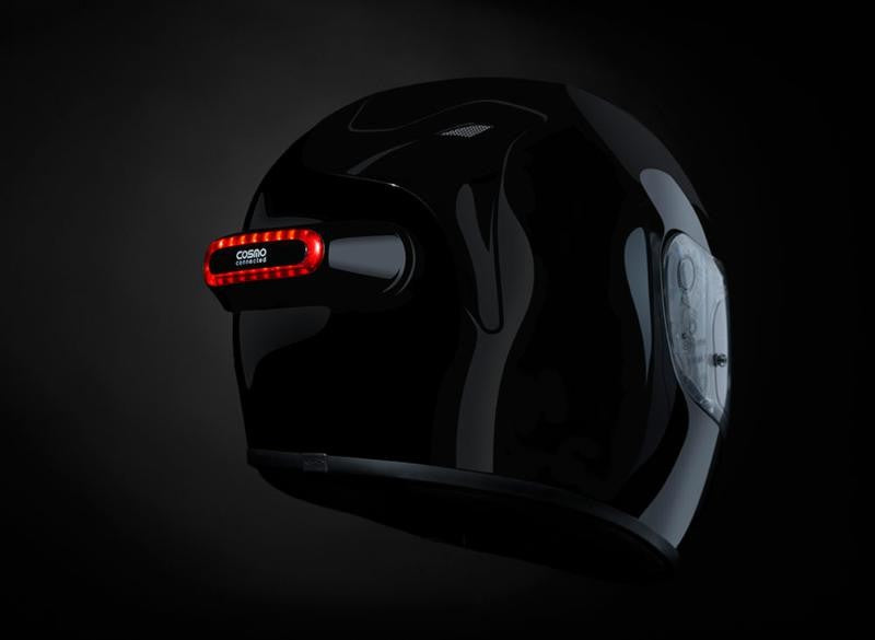 Cosmo Moto, Helmet Light, Cosmo - Averys Motorcycles