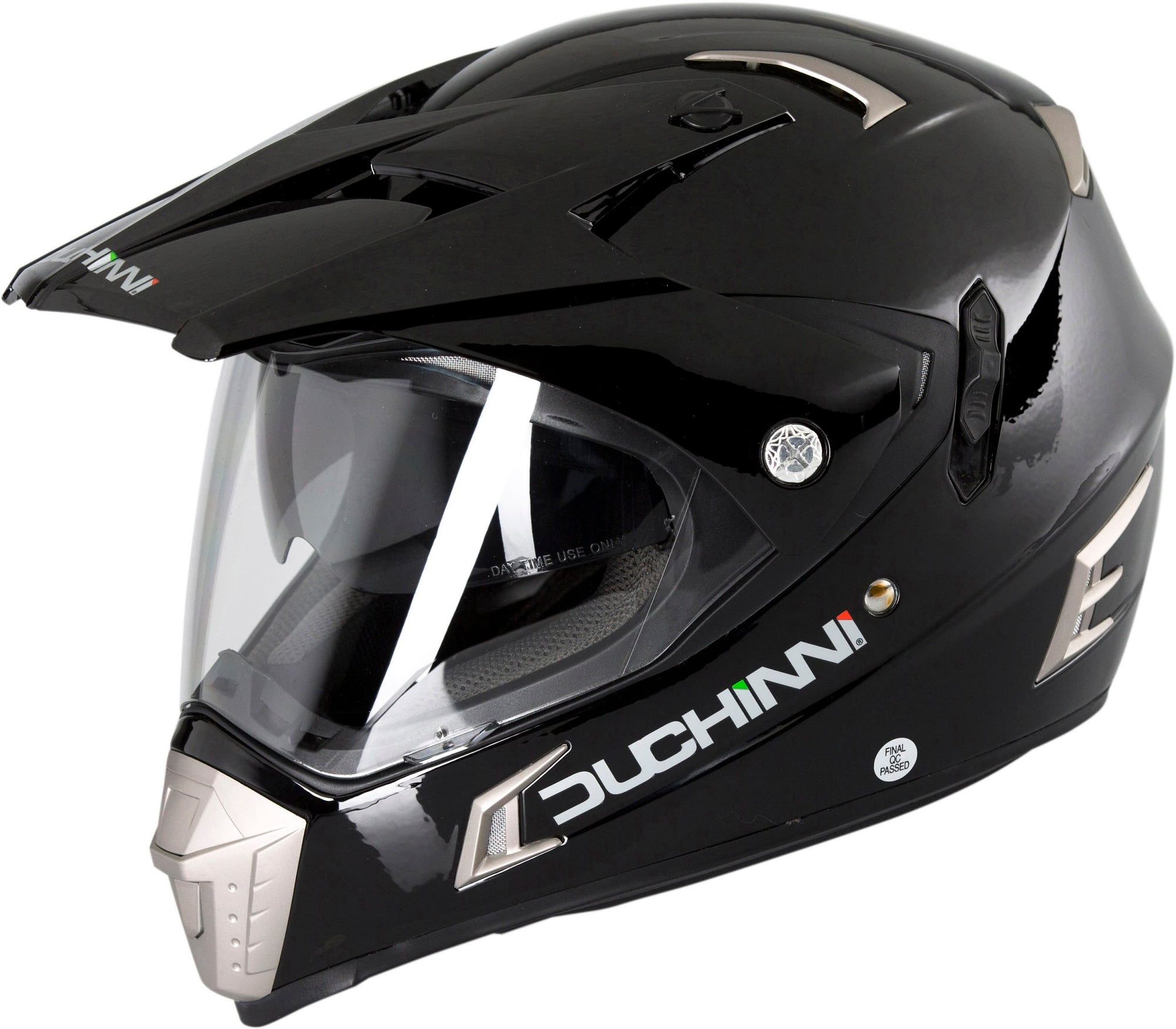 D311 Dual Adventure, Helmet, Duchinni - Averys Motorcycles