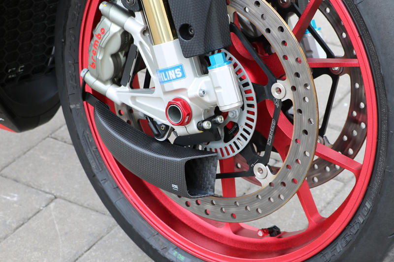 Aprilia - Front Wheel Nut - Averys Motorcycles
