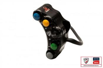 CNC Racing Pramac Switchgear - Panigale V4/S, Switch Gear, CNC Racing - Averys Motorcycles