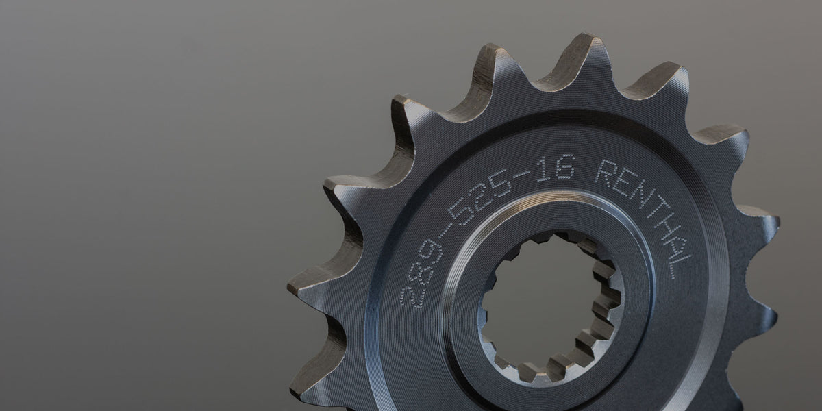 439, Front Sprocket, Renthal Sprockets - Averys Motorcycles
