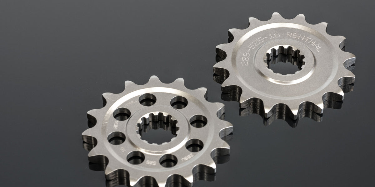496, Front Sprocket, Renthal Sprockets - Averys Motorcycles
