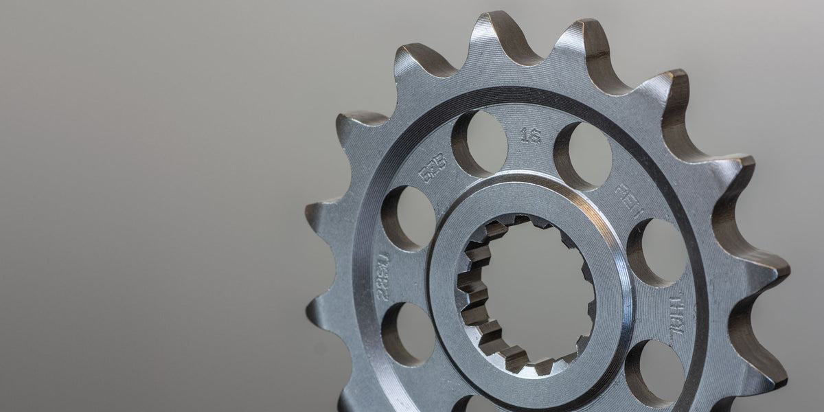 252, Front Sprocket, Renthal Sprockets - Averys Motorcycles
