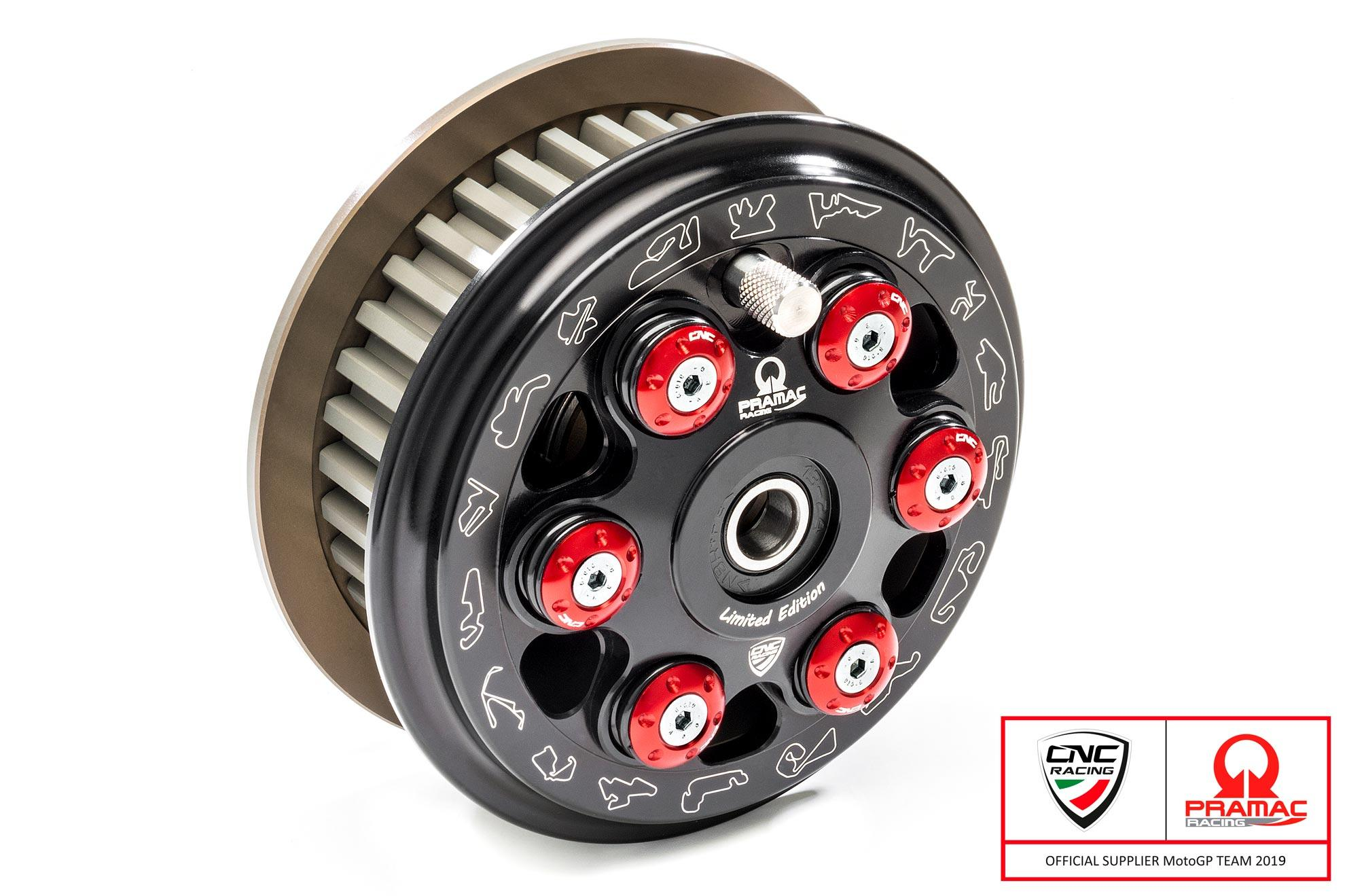 CNC Racing Pramac Slipper Clutch - Ducati, Slipper Clutch, CNC Racing - Averys Motorcycles