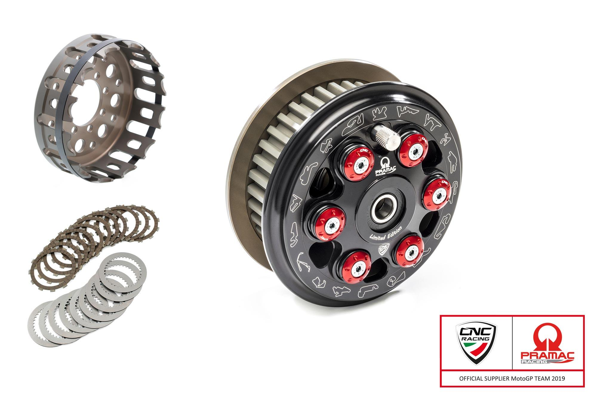 CNC Racing Pramac Slipper Clutch Kit - Ducati, Slipper Clutch, CNC Racing - Averys Motorcycles
