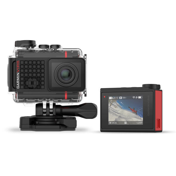 Virb Ultra 30, Video Camera, Garmin - Averys Motorcycles
