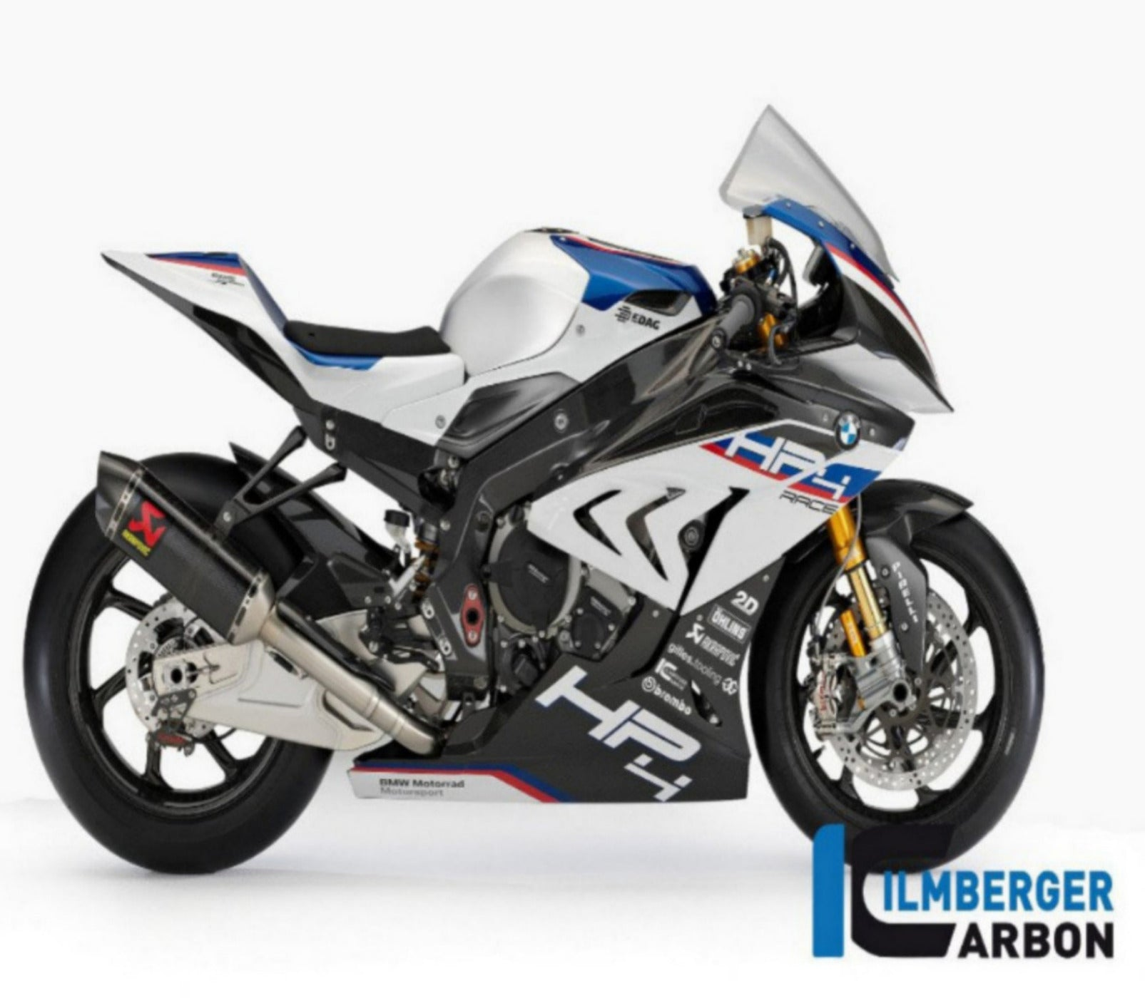 BMW S1000RR HP4 Race, Carbon Parts, Ilmberger Carbonparts - Averys Motorcycles