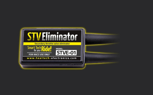 STVE, Secondary Throttle Valve Eliminator, Healtech - Averys Motorcycles
