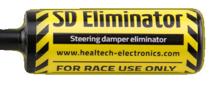 SD Eliminator, Steering Damper Eliminator, Healtech - Averys Motorcycles