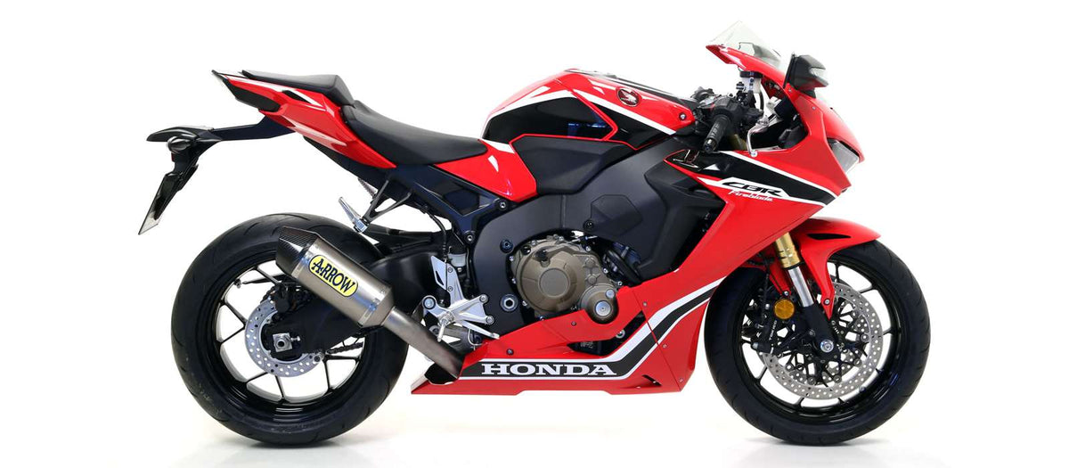 Competition - Honda, Exhaust, Arrow - Averys Motorcycles