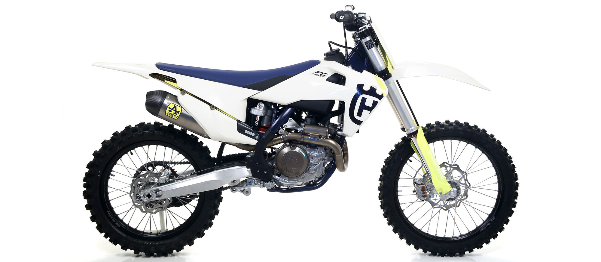 MX Comp - Husqvarna, Exhaust, Arrow - Averys Motorcycles