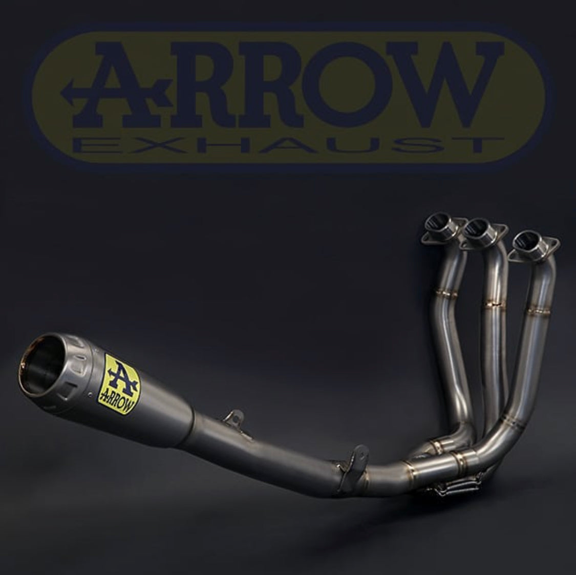 Competition - Yamaha, Exhaust, Arrow - Averys Motorcycles