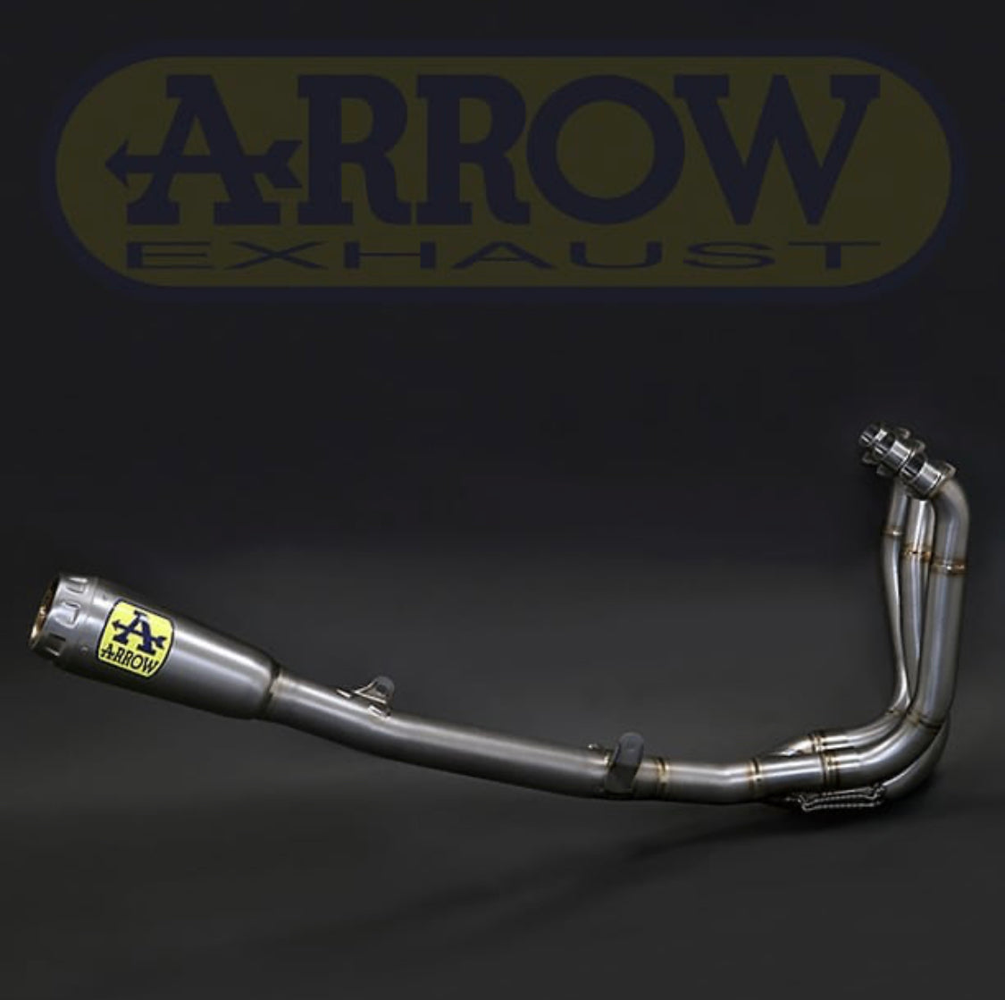 Competition - Suzuki, Exhaust, Arrow - Averys Motorcycles