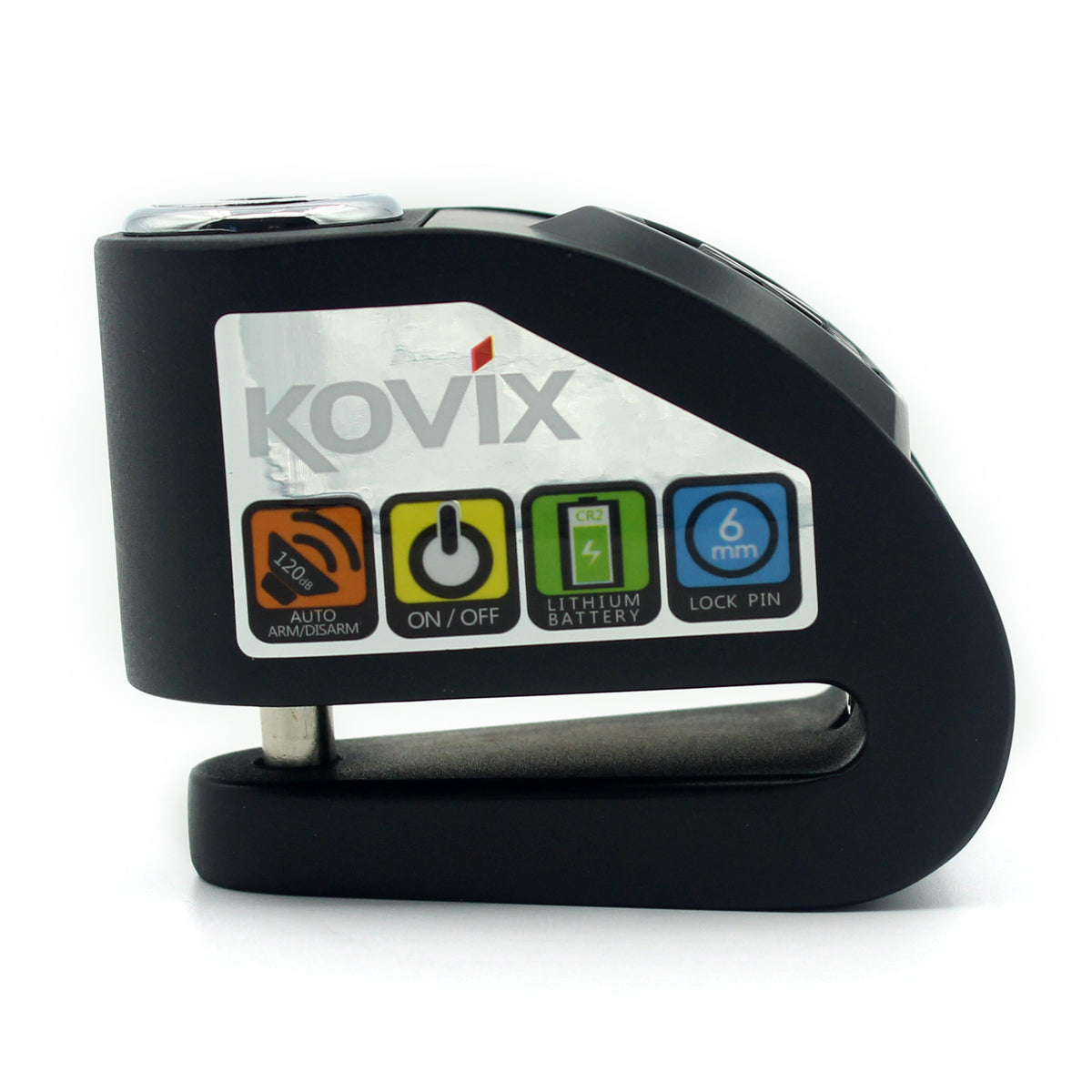 KD Series Lock, Disc Lock, Kovix - Averys Motorcycles