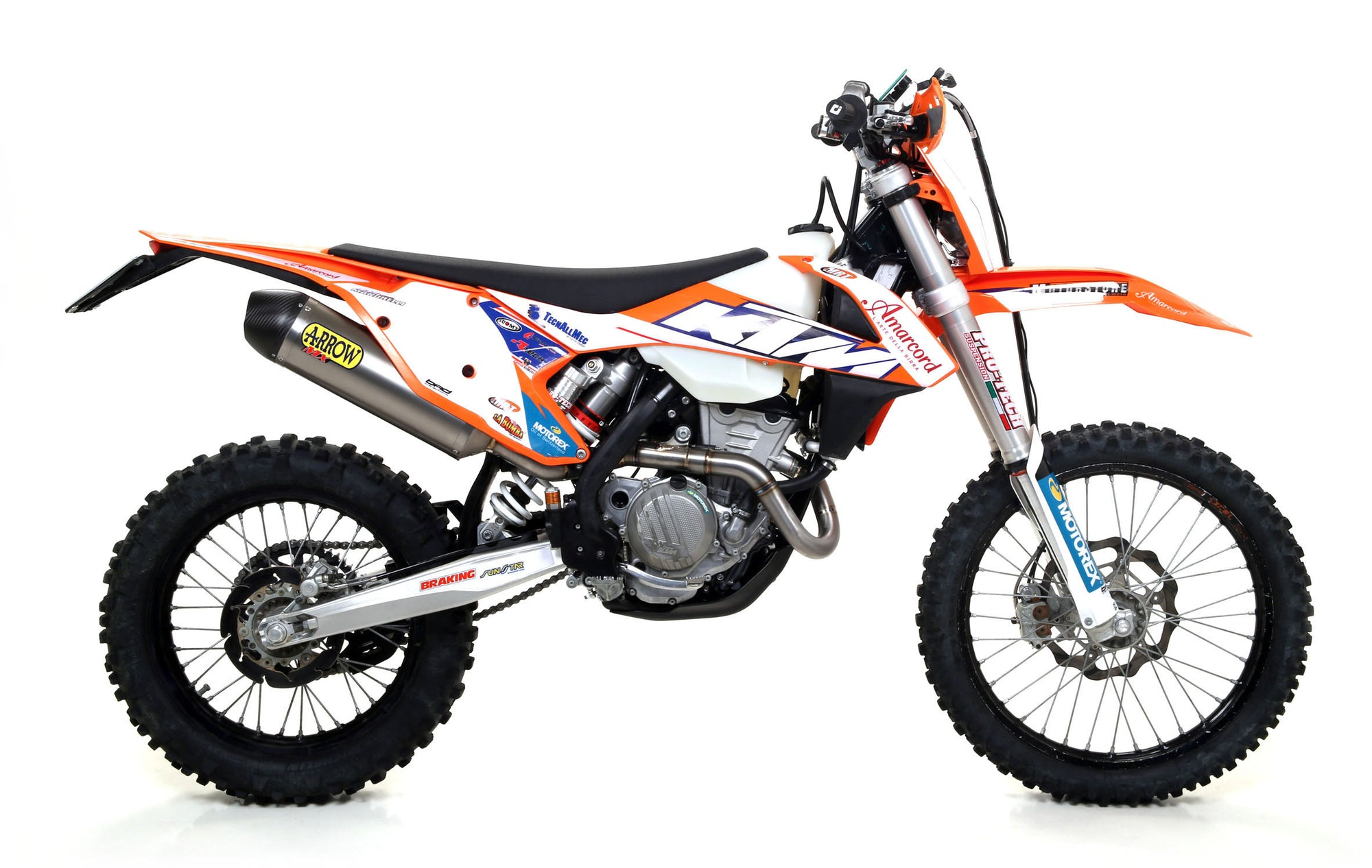 MX Comp - KTM, Exhaust, Arrow - Averys Motorcycles