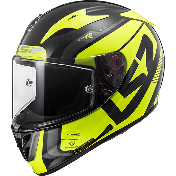 Arrow C Evo Sting, Helmet, LS2 - Averys Motorcycles