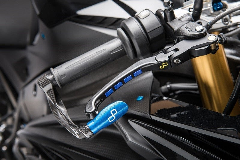 Carbon Lever Protector, Lever Protector, LighTech - Averys Motorcycles