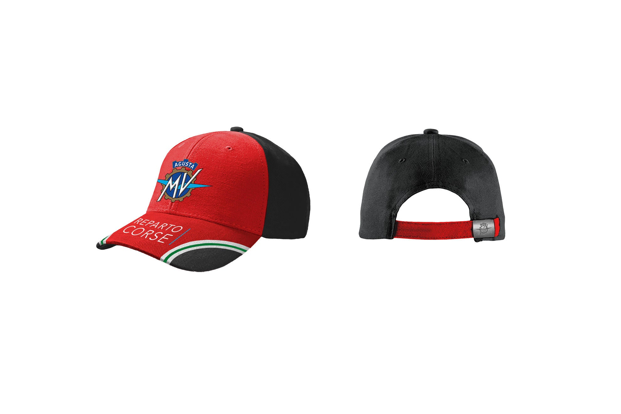MV Agusta Reparto Corse Baseball Cap, MV Agusta Clothing, CNC Racing - Averys Motorcycles