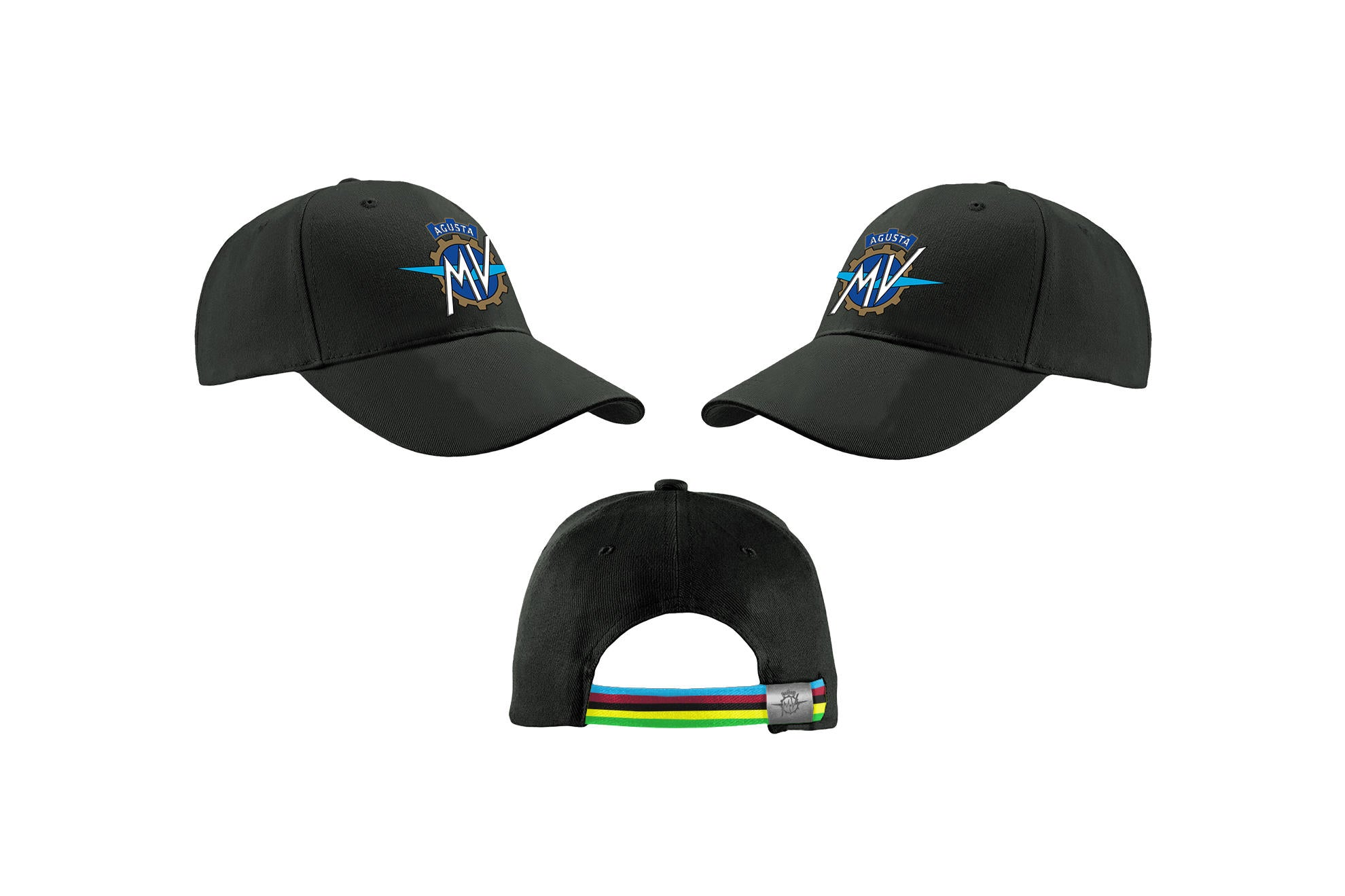 MV Agusta Vintage Baseball Cap, MV Agusta Clothing, CNC Racing - Averys Motorcycles