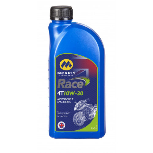 Race 4T 10W-30, Engine Oil, Morris Lubricants - Averys Motorcycles