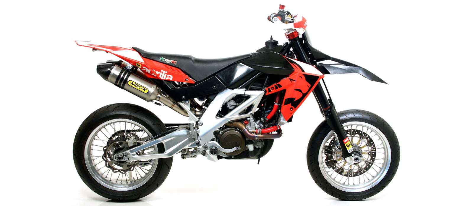MX Comp - Aprilia, Exhaust, Arrow - Averys Motorcycles