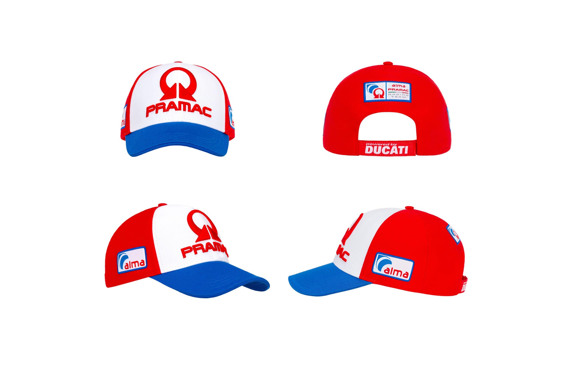 Pramac Racing Baseball Cap, Cap, Pramac Racing - Averys Motorcycles
