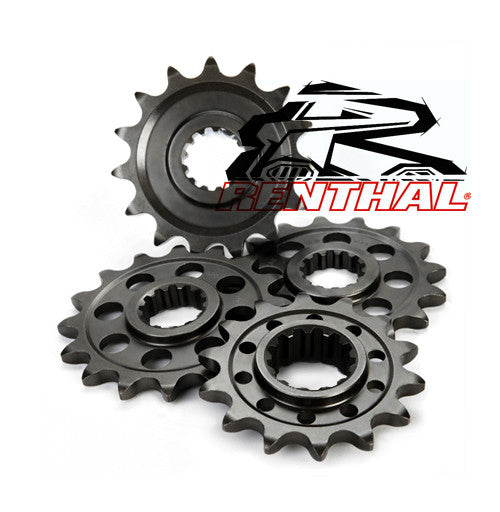 398U, Front Sprocket, Renthal Sprockets - Averys Motorcycles