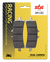Triumph - HS/RS/DC/DS Compounds, Brake Pads, SBS - Averys Motorcycles