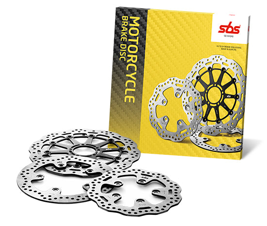 Aprilia - Discs, Brake Disc, SBS - Averys Motorcycles