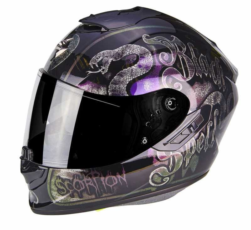 1400 Blackspell, Helmet, Scorpion Exo - Averys Motorcycles