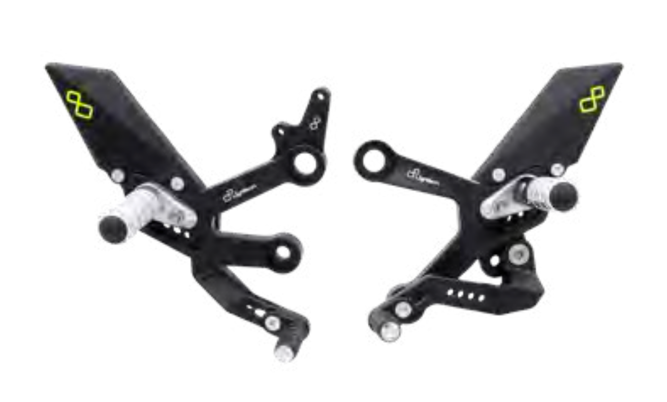 KTM - Adjustable Rearsets - Averys Motorcycles