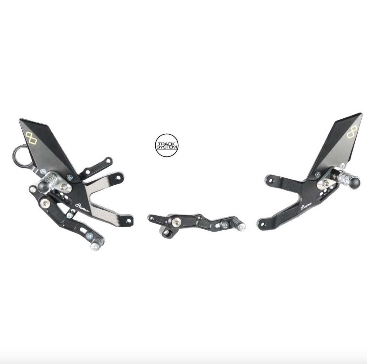 BMW - Adjustable Rearsets, Rearsets, LighTech - Averys Motorcycles
