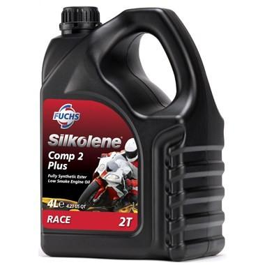 Comp 2 Plus, 2 Stroke Oil, Silkolene - Averys Motorcycles